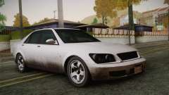 Sultan из GTA 5