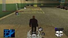 C-HUD by Extazy für GTA San Andreas