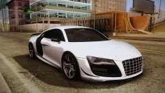 Audi R8 GT 2012 pour GTA San Andreas