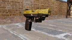 Pistolet FN Cinq sept d'Or LAM