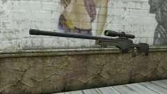 Arctic Warfare Super Magnum L115A1