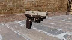 Pistolet FN Cinq à sept LAM ACU Camo