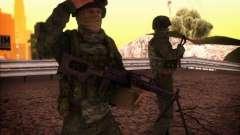 Le lourd de la MIA forces spéciales