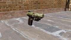 Pistolet FN Cinq à sept LAM Vert Camo
