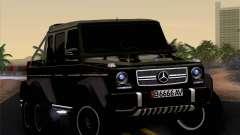 Mercedes-Benz G65 AMG 6X6 für GTA San Andreas