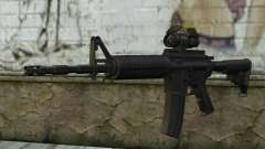Ricks M4A1 from The Walking Dead S3 pour GTA San Andreas