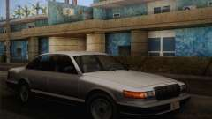 Stanier from GTA 5 pour GTA San Andreas