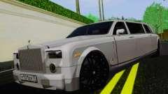 Rolls-Royce Phantom Limo