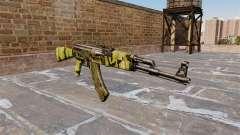 L'AK-47 des Bois