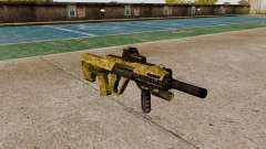 Maschine Steyr AUG-A3-Optik Gold