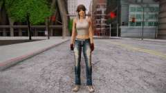 Hitomi из Tot oder Lebendig für GTA San Andreas