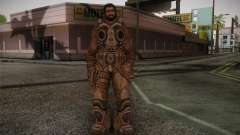 Dom From Gears of War 3 pour GTA San Andreas