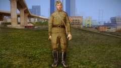 Les soldats soviétiques
