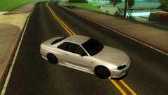 Nissan Skyline R34 V-Spec