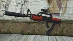 BullPup-Waffe из GTA 5