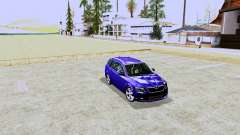 Skoda Octavia Combi A7 für GTA San Andreas