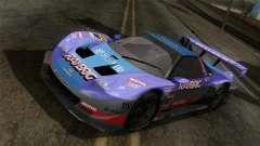 Honda NSX World Grand Prix pour GTA San Andreas