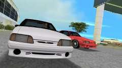 Ford Mustang Cobra 1993 für GTA Vice City