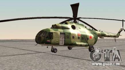 Mi-8T pour GTA San Andreas