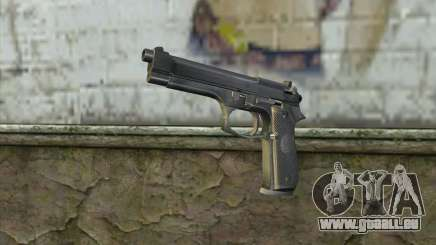 Police Beretta 92 pour GTA San Andreas