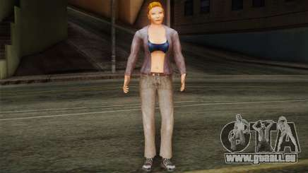 Woman Autoracer from FlatOut v2 pour GTA San Andreas