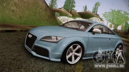 Audi TT RS 2011 für GTA San Andreas