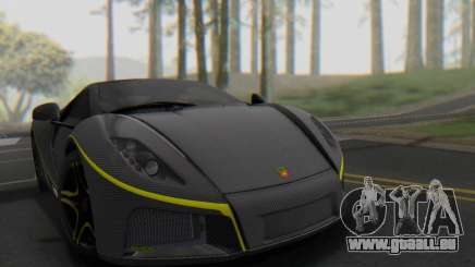 GTA Spano 2014 Carbon Edition für GTA San Andreas