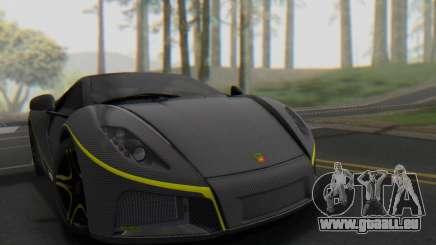 GTA Spano 2014 Carbon Edition für GTA San Andreas