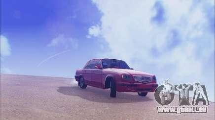 GAZ 31105 Tuneable für GTA San Andreas