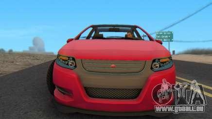 Cheval Surge V1.0 pour GTA San Andreas