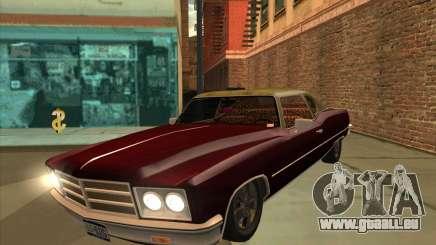 Yardie Lobo from GTA 3 pour GTA San Andreas