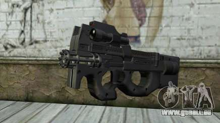 FN P90 MkII pour GTA San Andreas