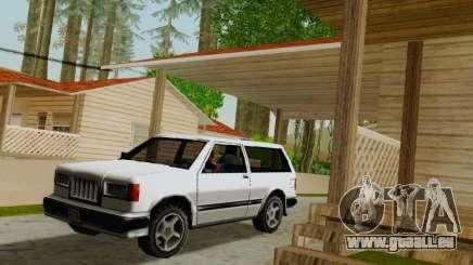 Landstalker Mal pour GTA San Andreas