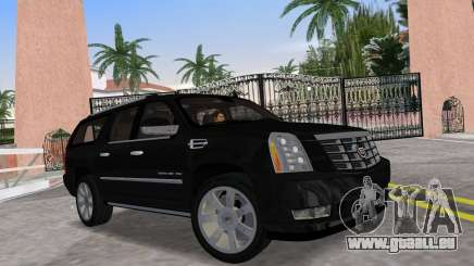 Cadillac Escalade ESV Luxury 2012 für GTA Vice City
