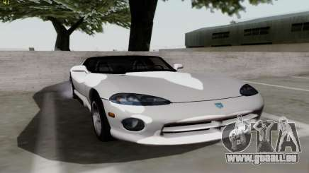 Dodge Viper RT-10 1992 pour GTA San Andreas