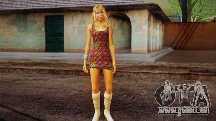 Hannah Montana pour GTA San Andreas