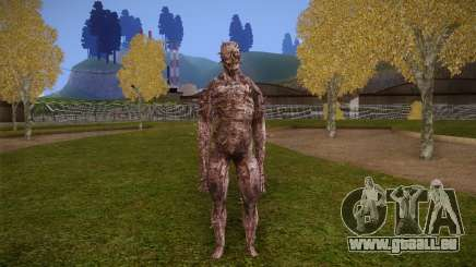 Iron Maiden from Resident Evil 4 pour GTA San Andreas