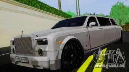 Rolls-Royce Phantom Limo für GTA San Andreas