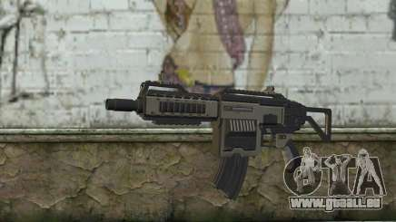 NS-11C Carbine from Planetside 2 pour GTA San Andreas