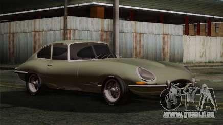 Jaguar E-Type 4.2 pour GTA San Andreas