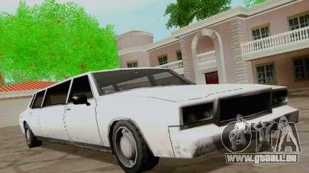 Tahoma Limousine für GTA San Andreas