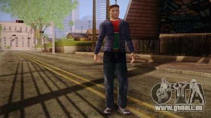 Race Driver from FlatOut v4 pour GTA San Andreas
