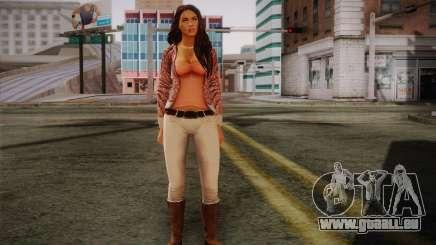 Megan Fox pour GTA San Andreas