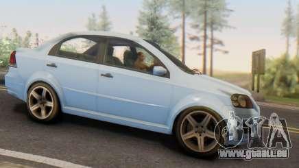 DeClasse Asea V1.0 für GTA San Andreas