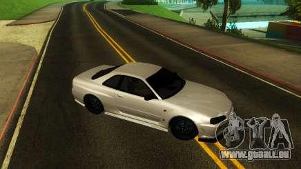 Nissan Skyline R34 V-Spec für GTA San Andreas