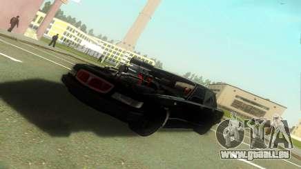 ГАЗ 3110 v8 MOPAR-Hot Rod pour GTA San Andreas