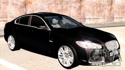 Jaguar XFR pour GTA San Andreas