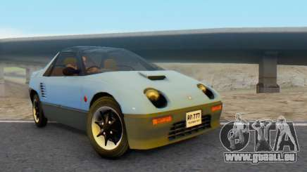 Mazda Autozam AZ-1 pour GTA San Andreas