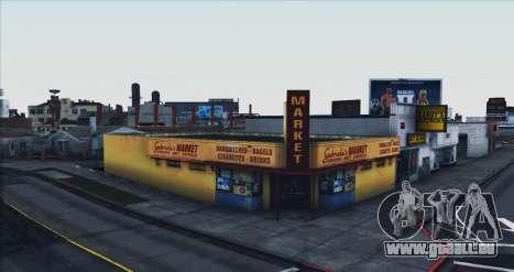 ViSA Beta 1 pour GTA San Andreas quatrième écran