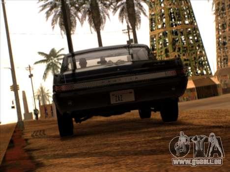 Lime ENB v1.1 pour GTA San Andreas quatrième écran
